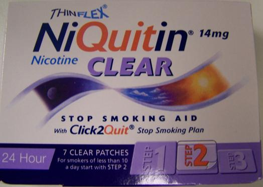how to clear nicotine from your body